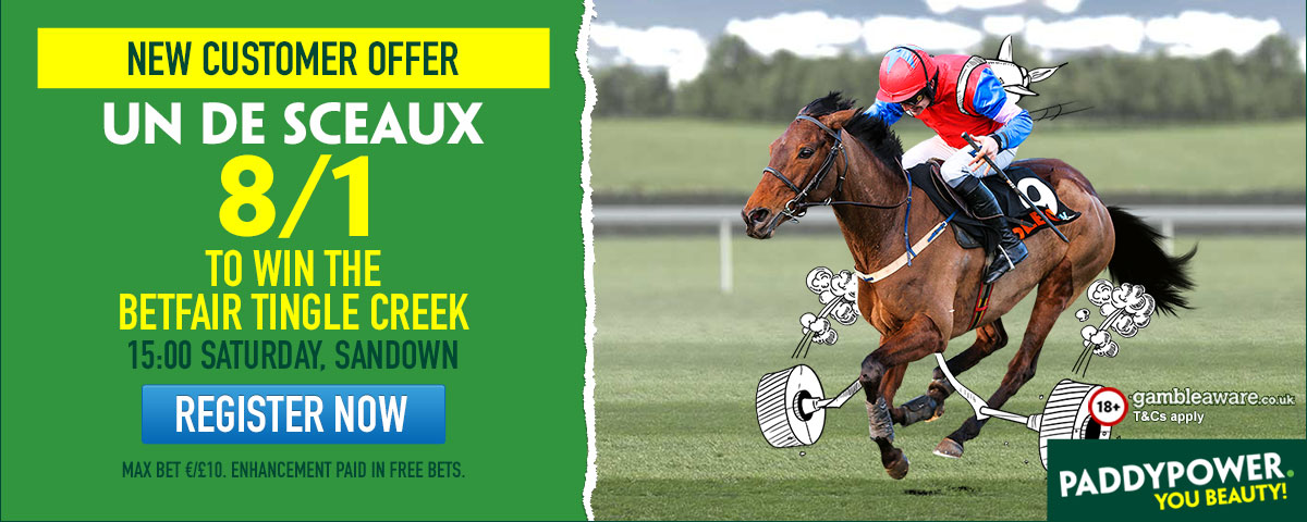 un de sceaux enhanced odds