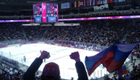 Sochi 2014: Slovenia's day in the limelight as hockey team inspire Maze