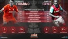 Stats show show Dimitri Payet outshining Roberto Firmino ahead of Liverpool v West Ham