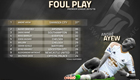 Stats show Andre Ayew more fouled than Arsenal and Chelsea forwards