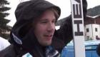 Sochi 2014: Norwegian Jansrud 'glides' to super-G win, Miller oldest medallist