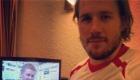 Sochi 2014: Steven Gerrard gift inspires Reds fan Jansrud to Olympic gold
