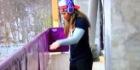 Sochi 2014: US luger Kate Hansen 'stoked' by pre-race Beyoncé dance