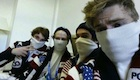 Sochi 2014: Cowabunga! USA's 'Team Turtleneck' sweep men's slopestyle