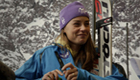 Sochi 2014: All by myself… Maze tops podium on her own in giant slalom