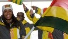 Sochi 2014: Togo in Russia to put Africa on the Winter Olympics map