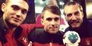 Arsenal's Aaron Ramsey picks Graham Kavanagh as boyhood hero