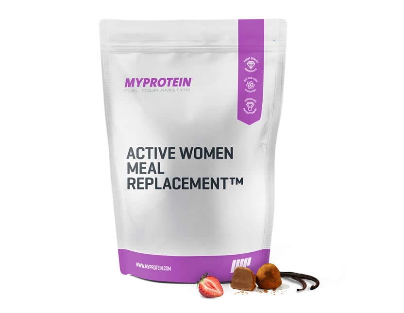 active women meal replacement