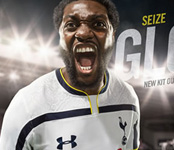 Let's get job done! Emmanuel Adebayor issues Tottenham rallying cry