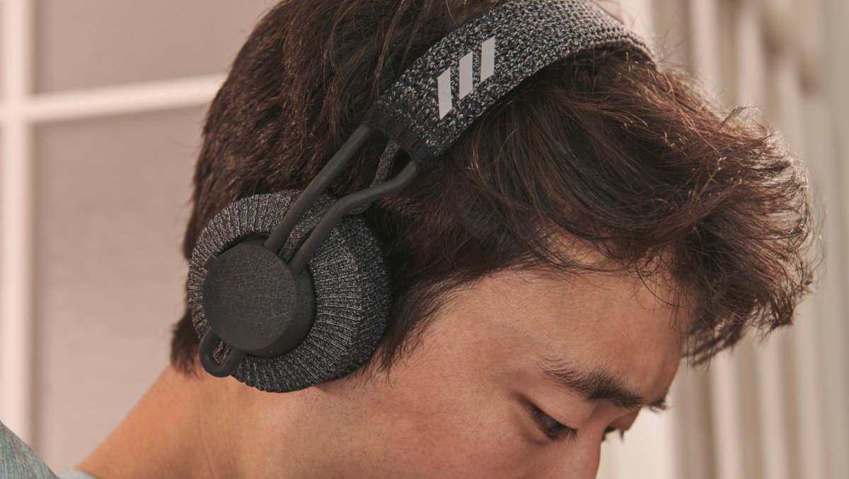 Adidas RPT-01 headphones (Photo: adidas)