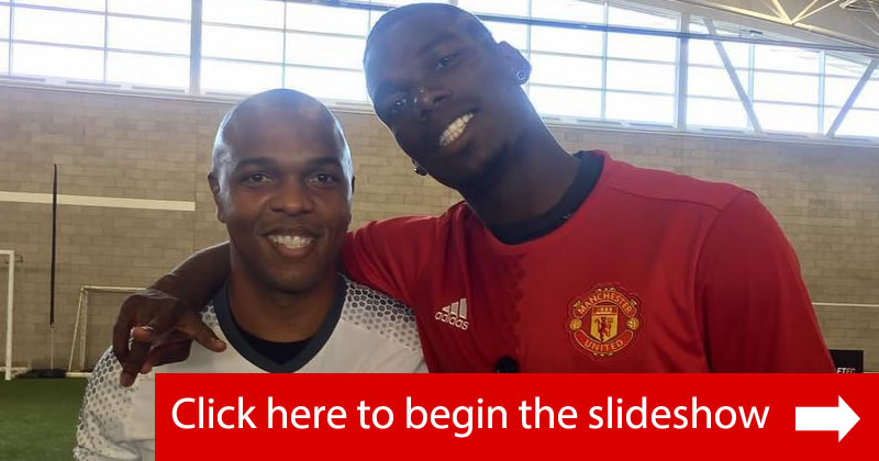 manchester united african players
