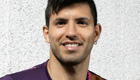 PHOTO: Agüero all smiles ahead of Chelsea clash
