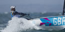 London 2012 Olympics: Ben Ainslie sails close to fourth straight gold