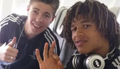 Photo: Nathan Ake happy with Chelsea's 'difficult' win