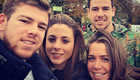 PHOTO: Moreno joined by girlfriend on shopping trip