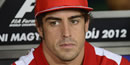 Fernando Alonso now under 'real pressure' in F1 title race