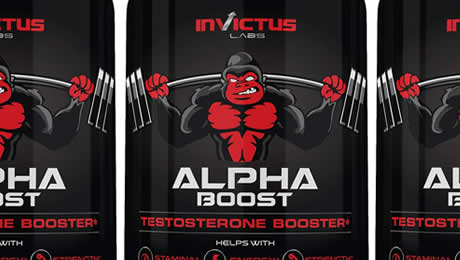 Alpha Boost Invictus Labs review
