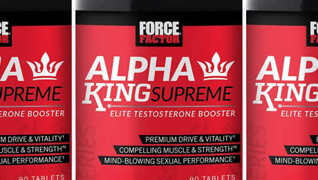 Alpha King Supreme Force Factor review