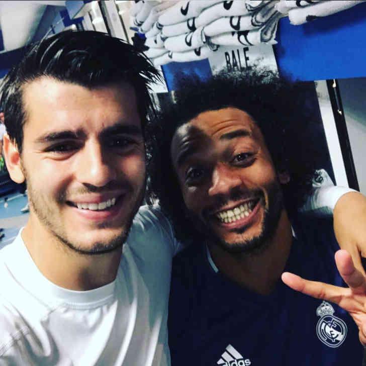 Alvaro Morata (Photo: Alvaro Morata / Instagram)
