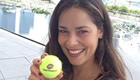 Photo: Ivanovic ready for the WTA Finals