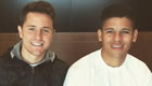 Photo: Ander Herrera and Marcos Rojo hand Man Utd a timely boost