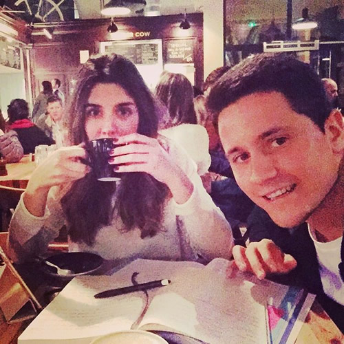 ander herrera girlfriend