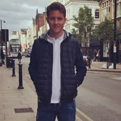Herrera enjoys day off in Northern Quarter