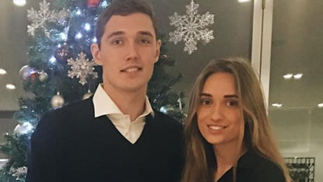 Meet Chelsea FC star Andreas Christensen's girlfriend Katrine Friis