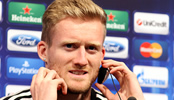 Chelsea's André Schürrle: I love to play as a centre forward