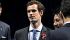 Murray adds voice to Poppy Appeal in London