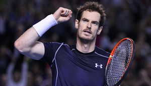 Andy Murray beats Denis Istomin at Miami Masters