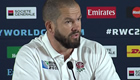 Farrell reveals injury concern over England's Joseph