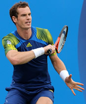 Andy Murray to take part in Rally for Bally event at Queen's