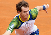 Rome Masters 2013: Injured Andy Murray's French Open bid in doubt