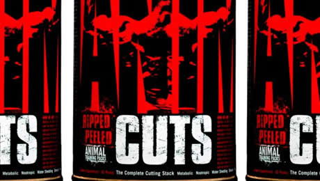 Animal Cuts Universal Nutrition review