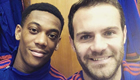 Anthony Martial sends message to Man Utd fans ahead of Liverpool clash