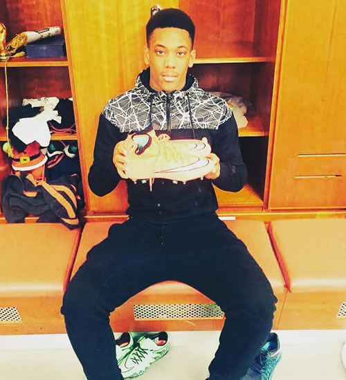anthony martial boots nike