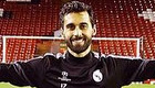 Photo: Alvaro Arbeloa returns to Anfield ahead of Liverpool clash