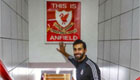 PHOTO: Arbeloa back at Anfield with Madrid