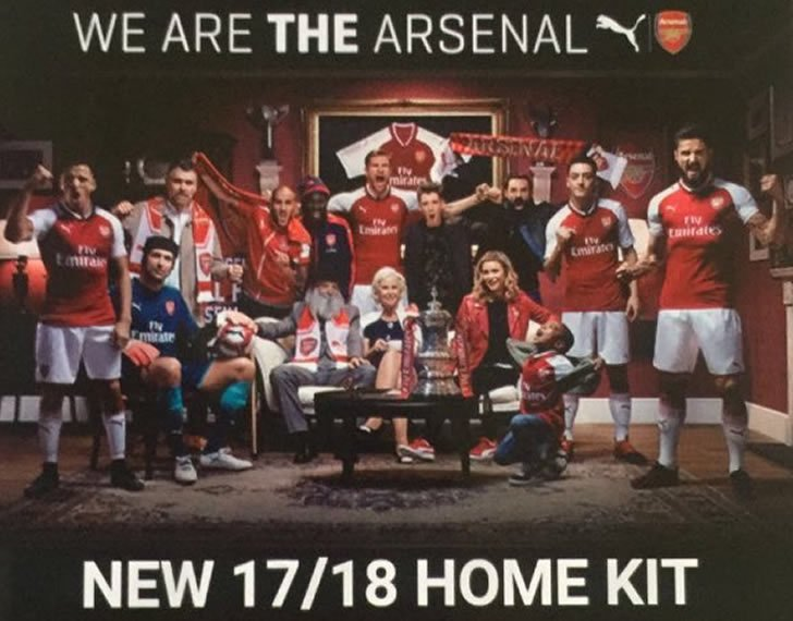 arsenal kit leak