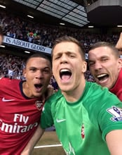 Wojciech Szczesny would 'love' FA Cup final start for Arsenal