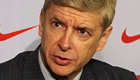 Arsenal transfers: Arsène Wenger not looking for another striker