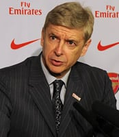 Arsenal 3 West Ham 1: We were under absolute pressure, admits Wenger