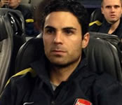 Mikel Arteta: I've put too much pressure on myself at Arsenal