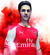 Arsenal captain Mikel Arteta targets quick return from ankle injury