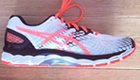 Asics Gel-Nimbus 17 running shoe review