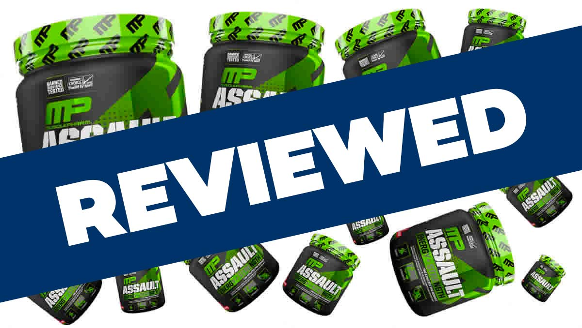 Assault MusclePharm Review
