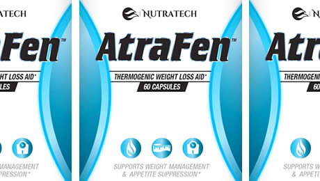 Atrafen Nutratech Fat Burner review