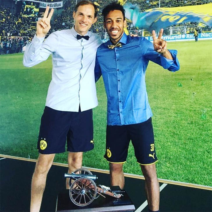 Dortmund still waiting on ´concrete´ offer for Aubameyang