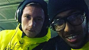 Louis van Gaal to stop Man Utd signing £70m Dortmund striker – report